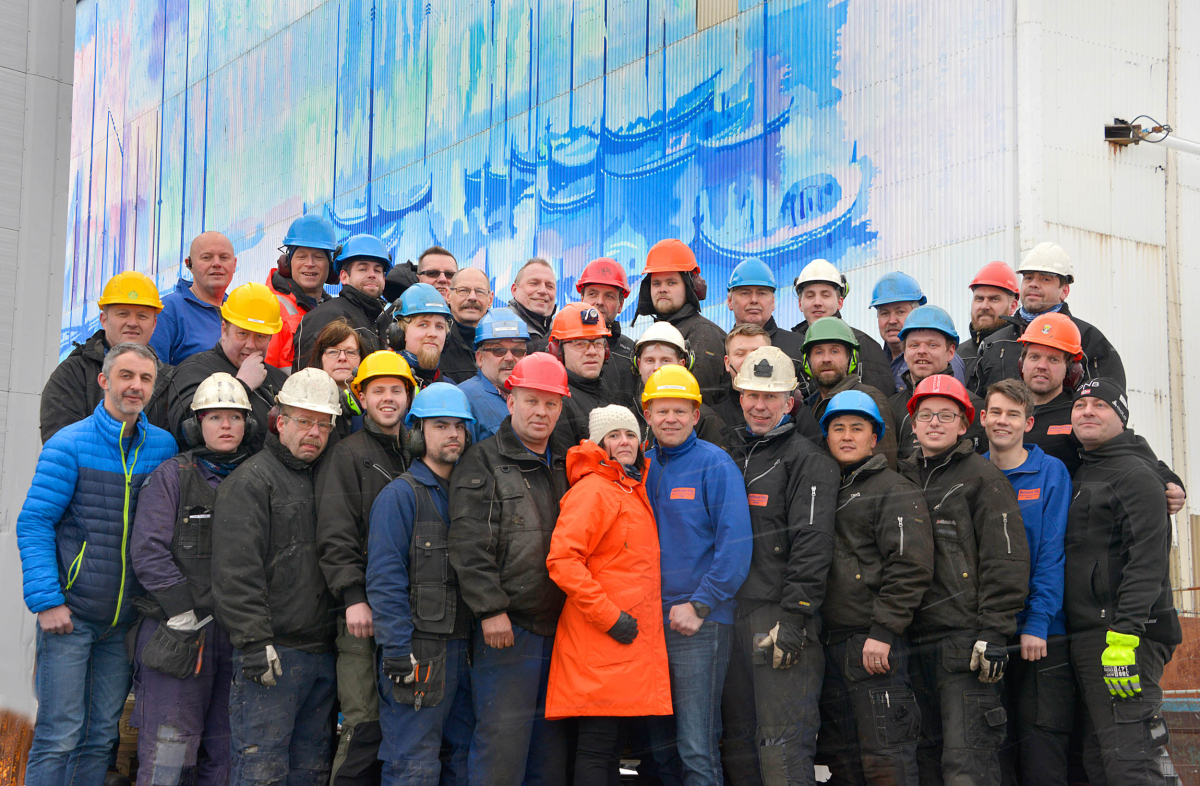 Kystflåtens førstevalg med 714 års erfaring