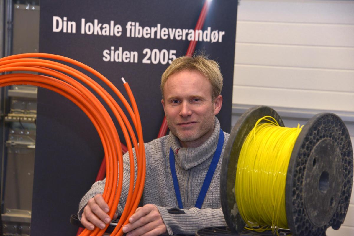 Lofotkraft Bredbånd hjalp Telenor på nett.