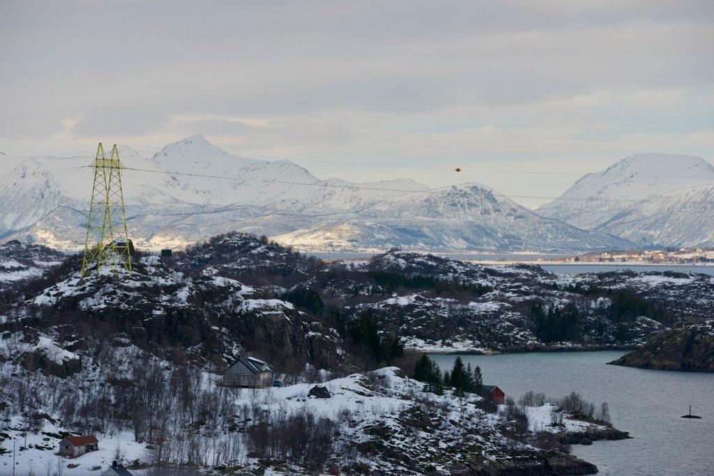 Lofotkraft Raftsundet Foto: Tore Berntsen, Visualdyas.no