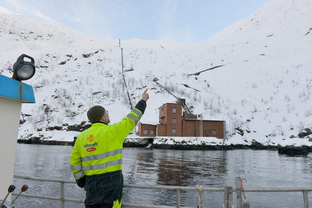 Lofotkraft. Ole Hammer, Reine. Foto: Tore Berntsen, Visualdays.no