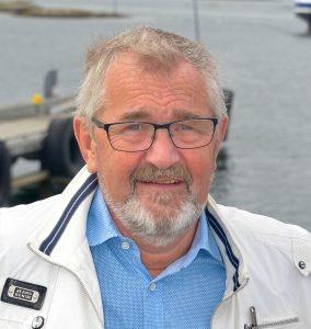RØST: Eks-ordfører Arnfinn Ellingsen