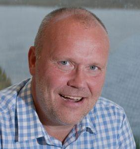 LOFOTKRAFT: Adm. direktør Arnt M. Winther
