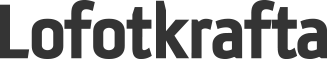 Lofotkrafta logo