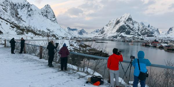 Fiber ga turist-boom på Sakrisøy