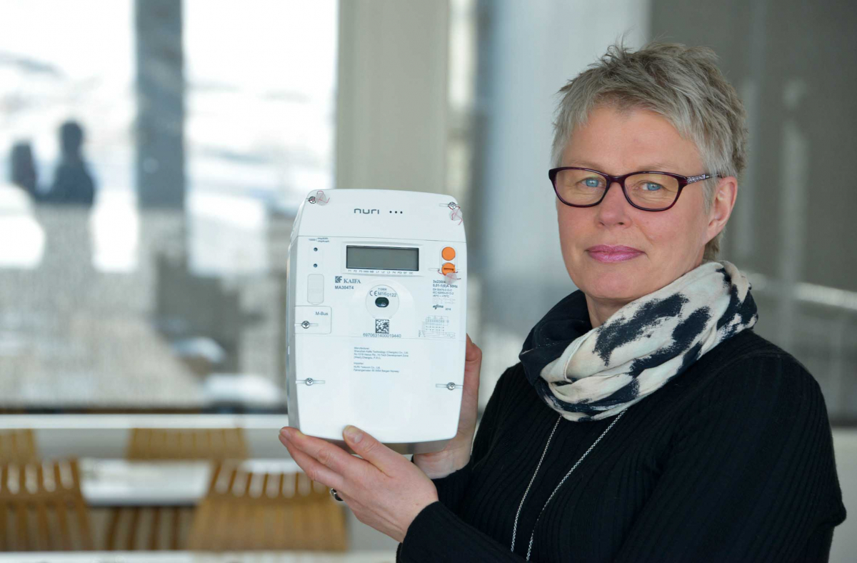 16 000 nye strømmålere i Lofoten.