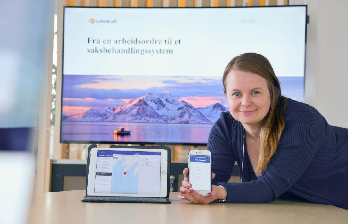 –Digitalisering handler om smartere måter å jobbe på.