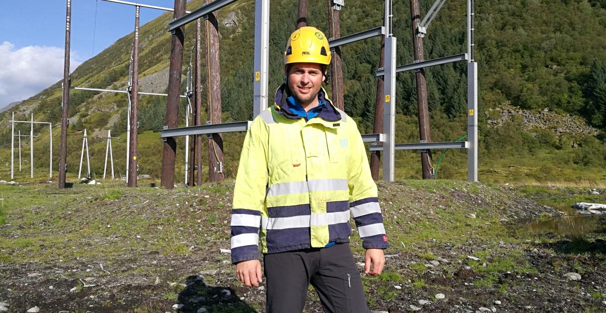 Lofotkraft gjør nå store investeringer i strømnettet: –Dette prosjektet viser at Lofotkraft tar sitt ansvar alvorlig.