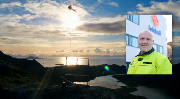 Færre strømbrudd i Lofoten – og det er ikke været som har skylda.