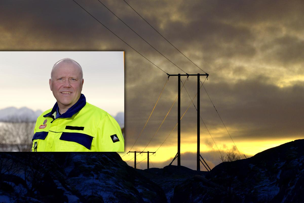 –Sikker strømleveranse er vår viktigste oppgave, derfor går vi sammen om bedre vakt og beredskap.