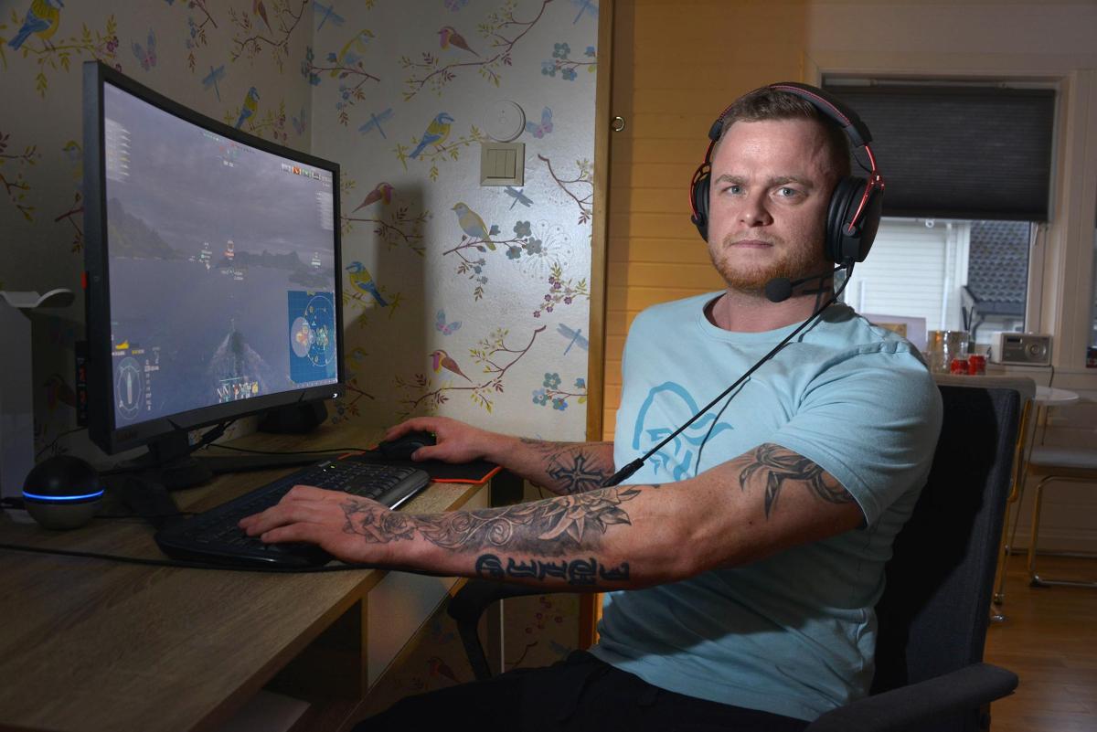 Sikkert fiberbredbånd for en av Europas beste online-gamere