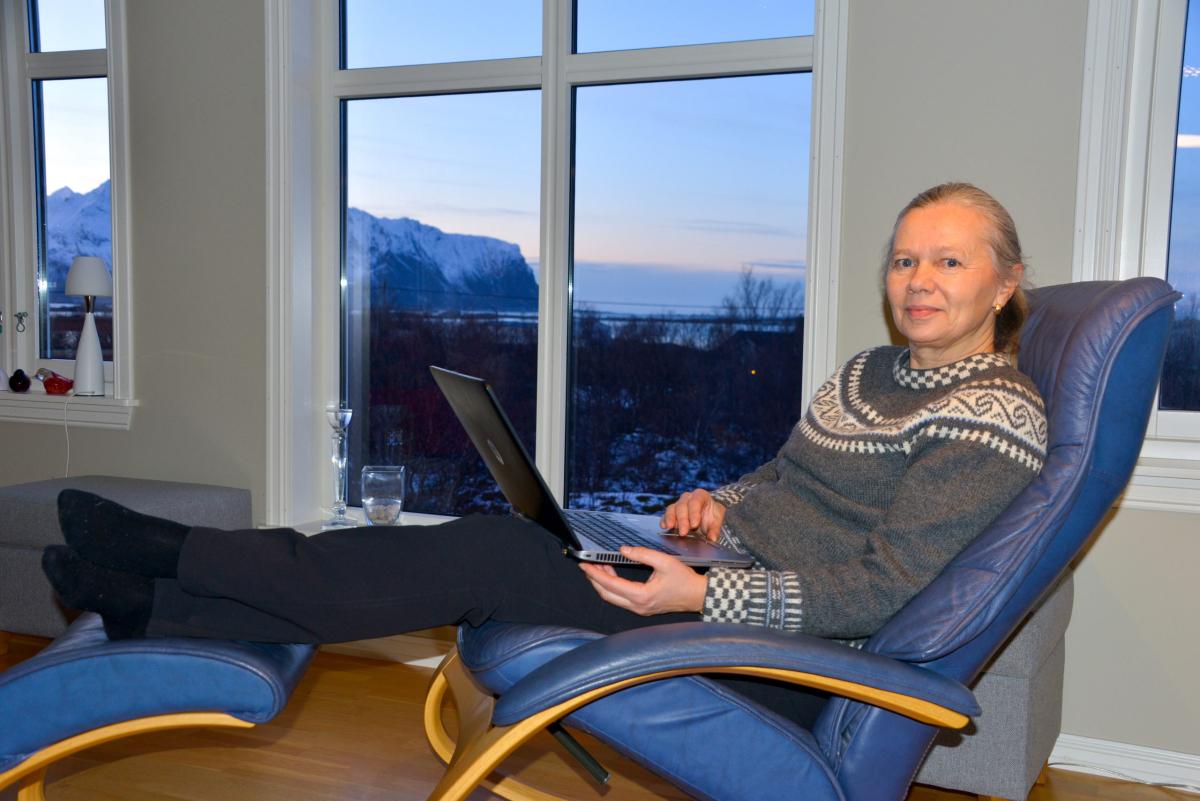 Ni nye områder på Vestvågøy får lynraskt internett fra Lofotkraft Bredbånd.