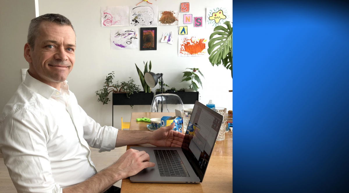 Koronaviruset fører til sterk økning i nettbruk. Like raskt nett på hjemmekontor som på kontor