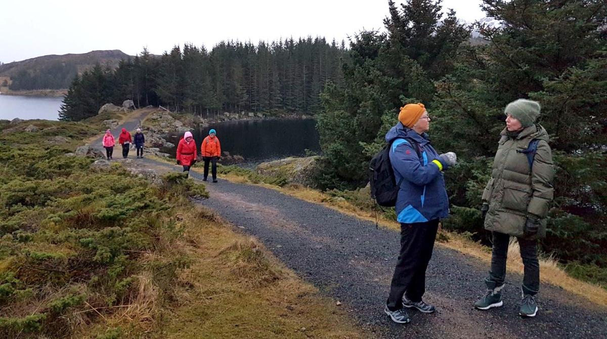 Turvei på Ballstad fikk støtte fra Lofotkraftfondet. Er det ditt lag sin tur i år? Søk nå – frist 1. november.