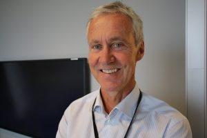 SENIORRÅDGIVER: Lars Draagen i Avinor